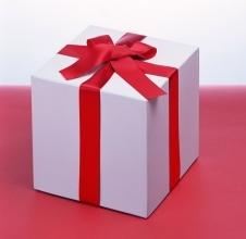 心のこもったプレゼント
